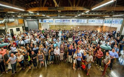 Where do I find out about AZ startup events?